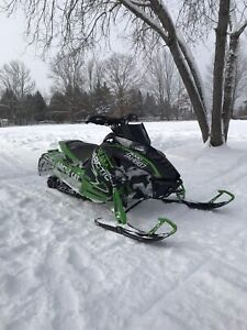 2015 Arctic Cat ZR RR 1100 Turbo