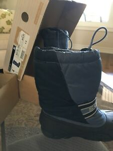 Sorel-Youth Cub Winter Boots, Sizes 4 & 5