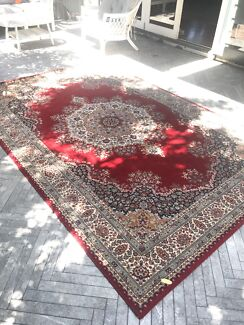 Great condition Persian Turkish Vintage Retro rug carpet 2x3mtrs