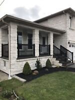 Do you need Aluminum/Glass railings or Columns for your home?