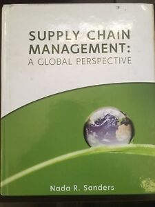 Supply Chain Management Textbook