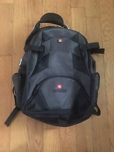 Mint condition Swiss army backpack!