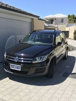 2011 Volkswagen Tiguan 132TSI 4Motion MY12 Jindalee Wanneroo Area Preview
