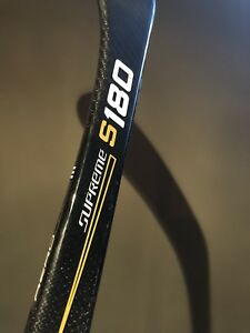 Right hand, Bauer supreme s180 Giroux curve 77 flex - never used
