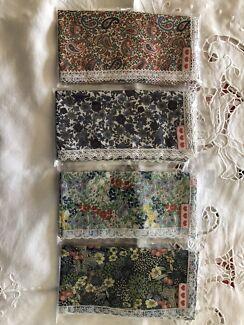 Ladies handmade handkerchiefs