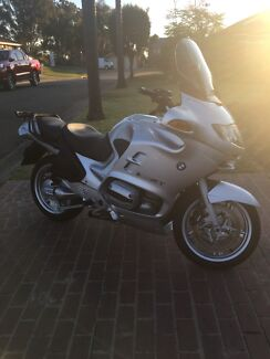 Bmw r1100rt 1998 motorcycles gumtree australia blacktown area bmw r1150rt for sale fandeluxe Images