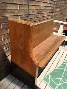 Church pew / bench