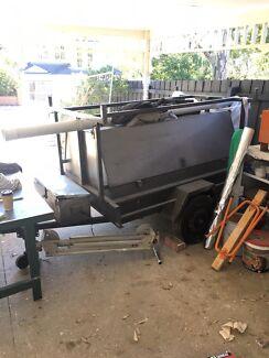 6x4 tradesman trailer