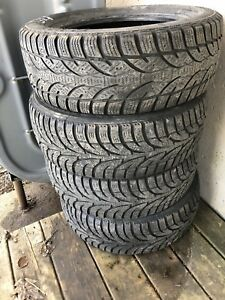 195/60R15 Winter Tires