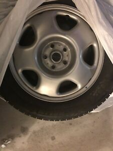 Snow Tires Great Condition