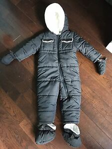 Joe Fresh 12-18 month Snowsuit