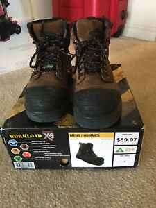 Safety shoes like new