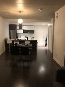 Condo griffintown for rent immediately