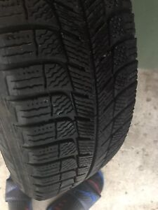 Michelin x ice Winter Tires 15 in