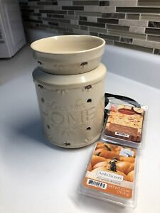 Fragrance Warmer with Wax Melts