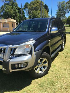 2003 Toyota Landcruise Prado GXL for sale. Auto, 6 cylinder, petrol,  Wanneroo Wanneroo Area Preview