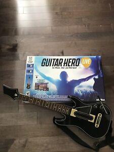 Guitare Hero compatible iOS