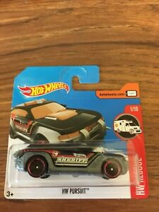 2017 Hot Wheels Treasure Hunt short card