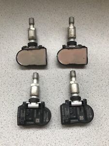 Tire pressure sensors for Mitsubishi vehicles