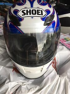 Shoei rf1000 helmet size large