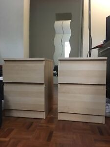 IKEA 2-drawers chest