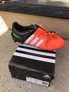 Brand New - Adidas Ace 15.1 FG/AG Leather Soccer Shoes