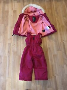 Thinsulate 18 month snowsuit