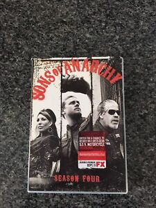Sons of Anarchy season 4. Excellent condition.