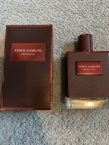 Vince Camuto Smoked Oud 100ml cologne