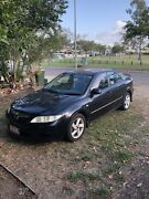 Mazda 6 2003 model Kelso Townsville Surrounds Preview