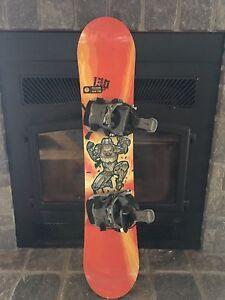 Rossignol 130cm mini pro snowboard