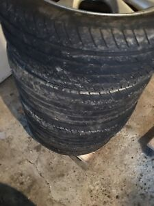Multi different sets of tires