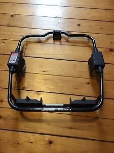 Britax infant car seat adapter