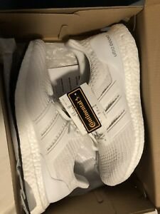 FS: Men's 4.0 Ultra Boost Triple White