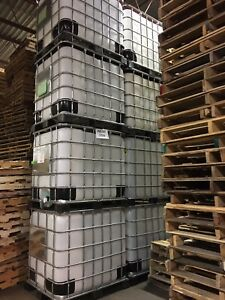 FOOD GRADE IBC TOTES AVAILABLE! WINTER IS HERE