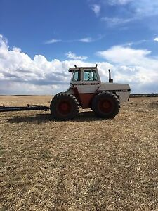 Case 4490 with PTO and Power shift