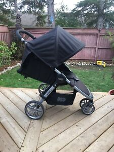 Stroller With Car Seat Adapter Smoke Free Home Britax B Agile