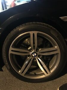 "BMW M WHEELS 19"" original from M6 E64."