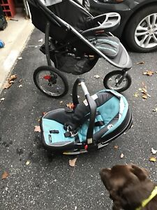 Graco click connect baby travel system