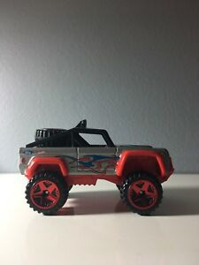 Hot Wheels Ford Bronco