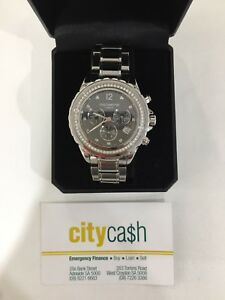 Michael Hill 1/2 Carat Diamond Watch (Certificate included) West Croydon Charles Sturt Area Preview