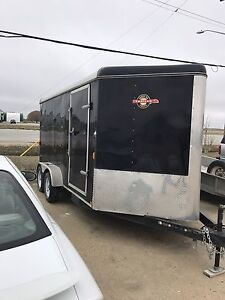 2012 14x7 carry on trailer