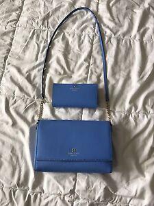 Kate Spade Charlotte Street Crossbody Bag and Wallet