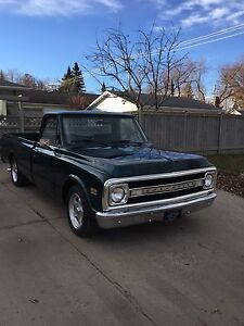 Turn key 1970 c10 Long box Mild resto mod