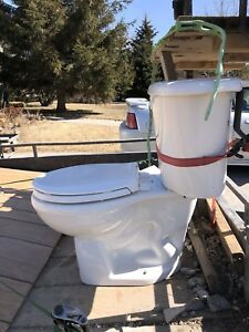 SINK AND TOILET (individual or together)