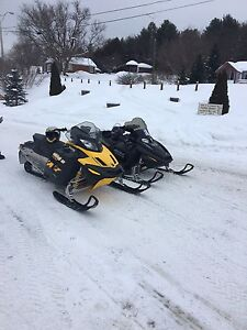 2009 skidoo 1200 TNT must sell
