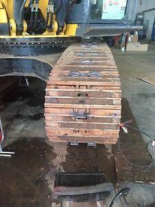 Heavy Equipment Ice lugging