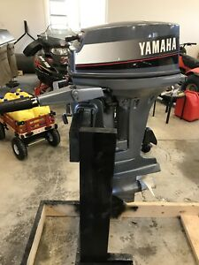 1985 Yamaha 15hp short shaft