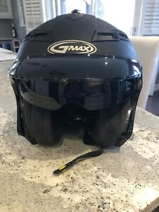 GMAX Open Face Helmet