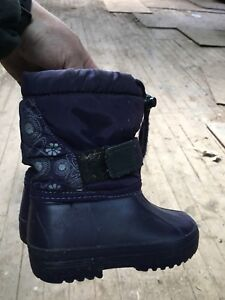 Size 6 baby boots